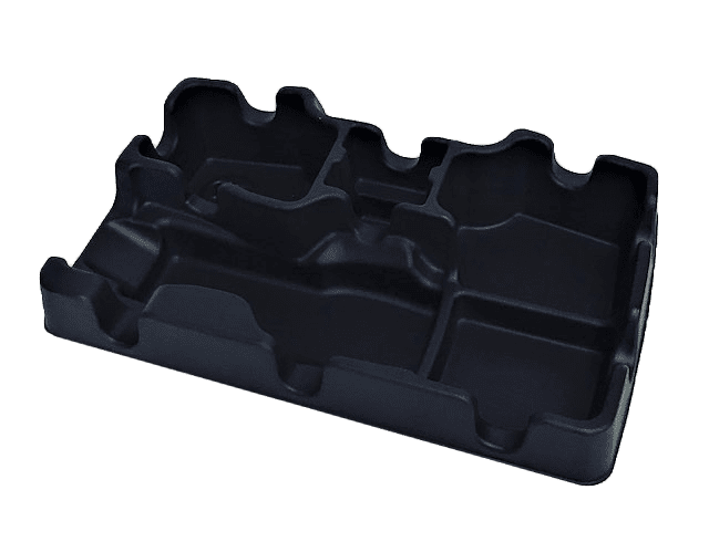 HDPE - Custom Industrial Thick Gauge Tray