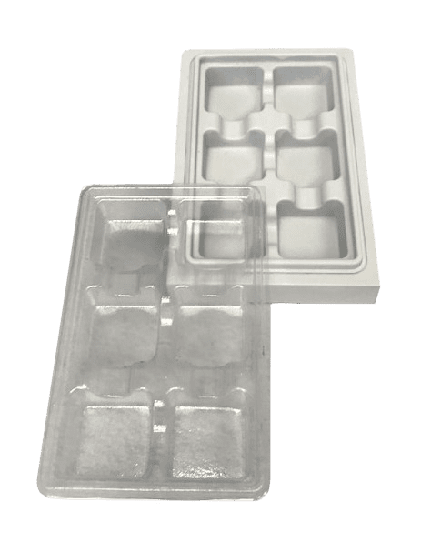 3D Printed Chocolate Mold and Prototype Tray